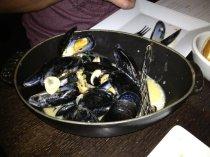 mmmm mussels